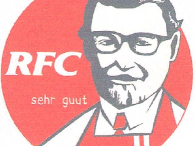 Un bistriţean a fost dat în judecată de KFC. Acesta este acuzat că ar fi furat logo-ul şi sloganul companiei