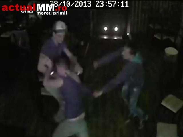 VIDEO: SIGHET - Mai mulţi poliţişti în vizorul DNA, după o plângere depusă de un coleg de-al lor