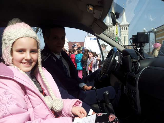 GALERIE FOTO - Ziua Poliției Române, sărbătorită la Sighet