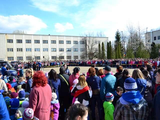 FOTO: Ziua porţilor deschise la Jandarmeria Maramureş