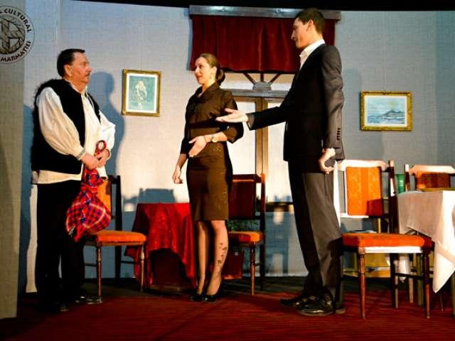 Secția de teatru a centrului Cultural Sighetu Marmației și-a reluat activitate!