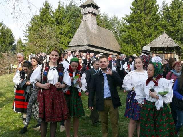 """FOTO & VIDEO - Evenimentul """"PAȘTI ÎN MARAMUREȘ"""", un succes"""