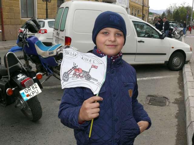 "FOTO & VIDEO - ""Border Riders"" au deschis sezonul de motociclism în Sighet"