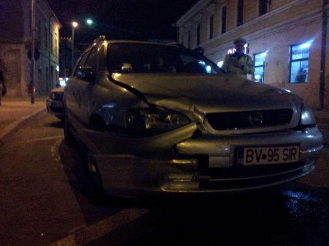 SIGHET - VINEREA NEAGRĂ: Accidente, acte de violență și o tâlhărie, petrecute în doar o oră (FOTO)