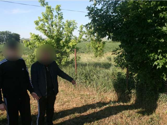 Contrabandişti ucraineni reţinuţi la frontieră
