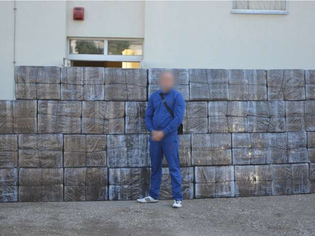 Tigari in valoare de peste 348.000 lei confiscate la frontiera de nord