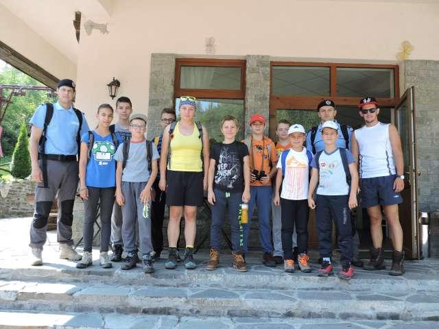 CAVNIC: Activităţi preventiv educative desfăşurate de jandarmi