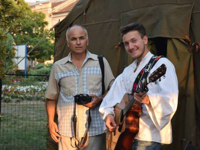 """FOTO + VIDEO: A III-a ediție a Festivalului de muzică Folk """"Floare de Colț"""", un succes"""