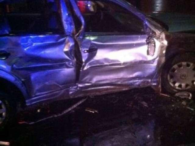 SIGHET: O persoană a fost transportată la spital în urma unui accident (FOTO)