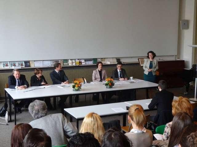 Sigheteni prezenți la Aniversarea Zilei Internaţionale a Francofoniei şi a celei de-a XXI-a Săptămâni a Limbii Franceze