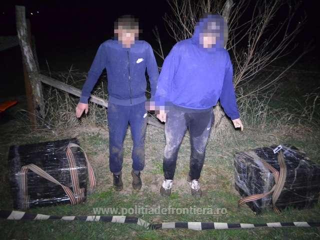 CONTRABANDĂ cu ȚIGĂRI - Focuri de armă trase la frontiera cu Ucraina