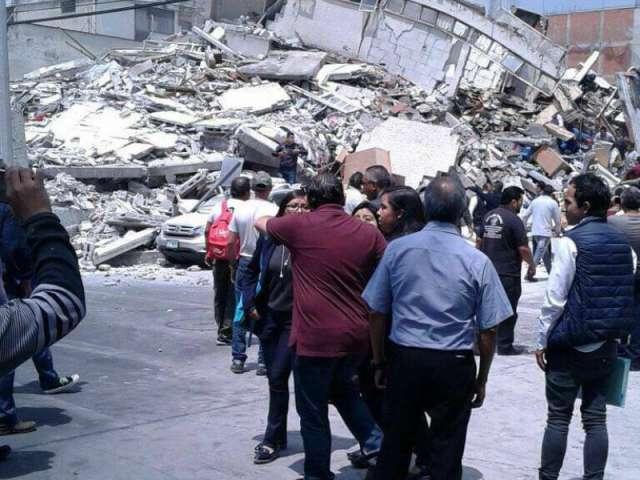 Cutremur puternic în Mexic: peste 240 de morți. Prima reacție a MAE