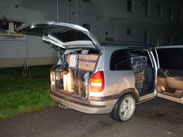 FOTO & VIDEO: VADU IZEI - Urmărire ca în filme, focuri de armă și țigări confiscate de către Polițiștii de frontieră