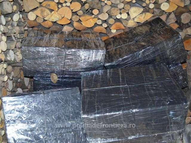 FOTO - Țigări de contrabandă confiscate în urma a cinci percheziții