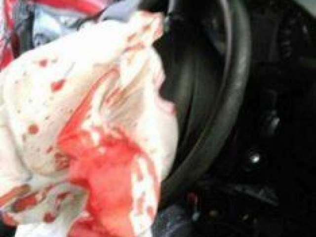 FOTO&VIDEO: Continuare accident BORȘA - Un tânăr de 19 ani a murit după ce s-a izbit cu mașina de un stâlp