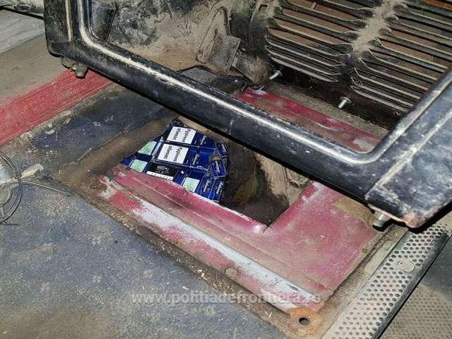 FOTO & VIDEO: ITPF SIGHET - 40.000 pachete cu ţigări de contrabandă, confiscate