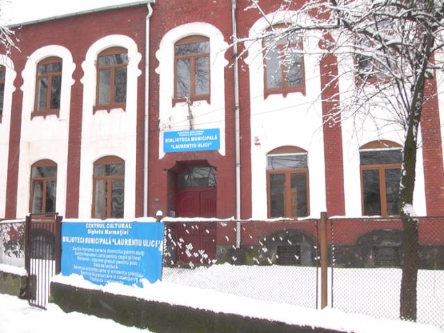 """SIGHET: Eveniment de excepție în viața culturală a orașului - Deschiderea oficială a noului sediu al Bibliotecii municipale """"Laurenţiu Ulici"""""""