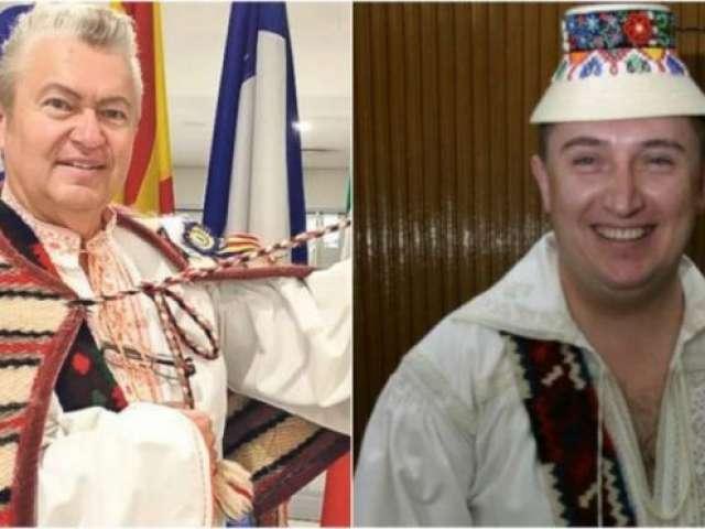 Gheorghe Turda și Lupu Rednic, general și colonel, fără să fi trecut vreodată prin cazarmă