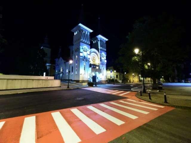 În timp ce la Sighet de doi ani nu se poate finaliza strada Mihai Eminescu, municipiul Baia Mare se laudă cu încă o stradă reabilitată