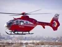 Sighetean dus de urgență cu elicopterul la București după explozia unei butelii