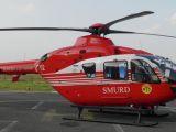 Sighetean în stare gravă, transportat cu elicopterul SMURD la Cluj