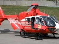 Sigheteancă transportată cu elicopterul SMURD la Cluj