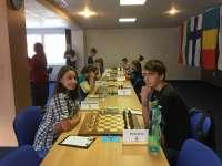 Sigheteanca Trifoi Mihaela Ioana a obținut Medalia de Bronz la Campionatul UE de Șah pentru copii