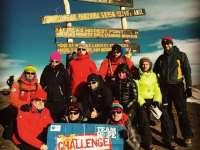 Sigheteanul Gabriel Murczko a ajuns cu bine pe vârful Kilimanjaro împreună cu colegii săi