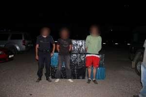 Sighetu Marmației - Două focuri de armă pentru reținerea contrabandiștilor de țigări