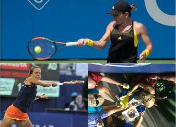 Simona Halep a câștigat meciul în 59 de minute și s-a calificat în sferturi la Toronto