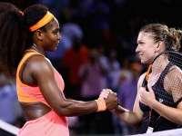 Simona Halep a fost învinsă în trei seturi de Serena Williams, în sferturi la US Open