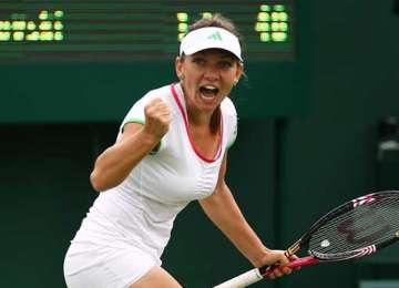 Simona Halep a trecut și de germanca Sabine Liscki și s-a calificat în semifinalele de la Wimbledon