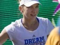 SIMONA HALEP i-a dedicat victoria de la Indian Wells vărului ei care s-a sinucis