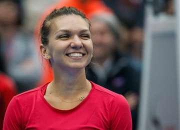 Simona Halep, în continuare pe primul loc în clasamentul mondial al jucătoarelor profesioniste de tenis