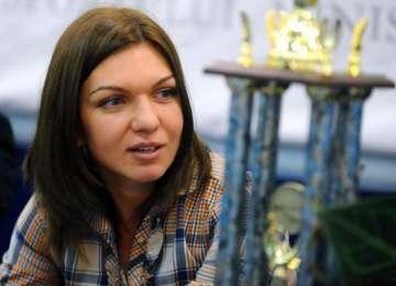 Simona Halep, pe primul loc între tinerele vedete din tenisul feminin