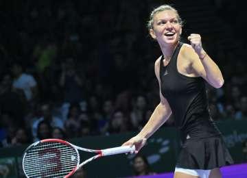 Simona Halep s-a calificat în semifinalele turneului WTA de la Shenzhen