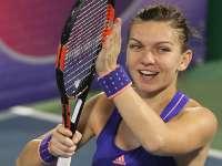Simona Halep s-a calificat în sferturi la Sydney