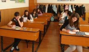 SIMULARE EVALUARE NAŢIONALĂ - Sute de elevi au lipsit de la proba la matematică