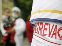 Sindicaliștii din sănătate încep azi protestele, cu o grevă japoneză de o săptămână