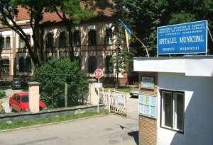 Sinucidere la Spitalul Municipal Sighetu Marmaţiei