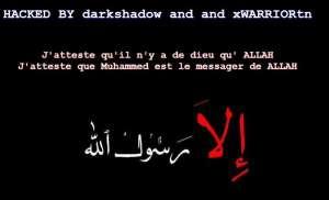 Site-ul oficial al Bisericii Ortodoxe Române a fost spart de hackeri islamiști