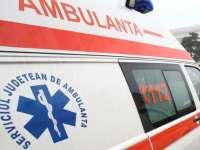 SLĂTIOARA - Accident rutier soldat cu rănirea unui minor