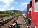 SOARELE LUI DE TREN! - Locomotiva Trenului Soarelui Baia Mare - Mangalia s-a defectat
