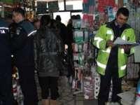 Societăți comerciale și persoane fizice controlate ieri de polițiștii Serviciului de Investigare a Criminalităţii Economice