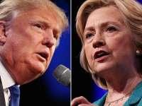 SONDAJ: Hillary Clinton cu 12% peste Donald Trump