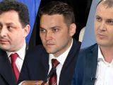 Șova, Vanghelie și Ghiță, suspendați din funcțiile din partid