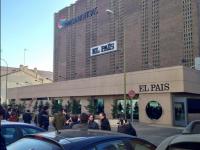 SPANIA: Sediul din Madrid al unui grup media, evacuat din cauza unui colet suspect