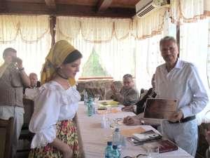 """Spiritul Săliştei de Sus - Simpozion Naţional  """"Cultură şi civilizaţie românească"""""""