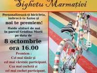 Sport și distracție - Concurs de biciclete cochete în Sighetu Marmației