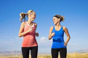 Sportul este benefic și împotriva ridurilor
